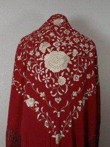 100_Silk_and_Hand_Embroidery_Spanish_Flamenco