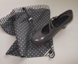 Personalizovaný pytlíček a boty Don flamenco_Flamenco obchod