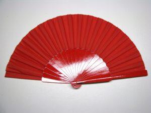 Velký vějíř na flamenco (31 cm)