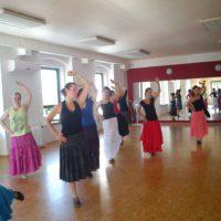 Kurzy flamenca