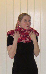 Flamencová šála_Flamenco obchod