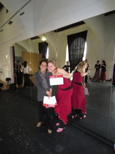 Kurz flamenca s Mercedes Ruiz_Festival de Jerez