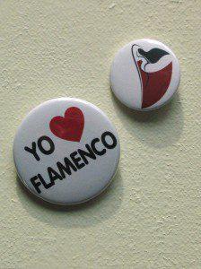 Placky Yo amo flamenco, bailaora
