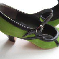 Boty na flamenco