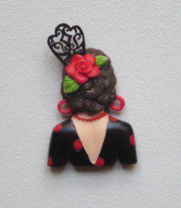 Flamencová magnetka_Flamenco obchod