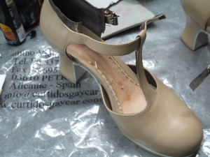 Výroba bot na flamenco_Flamenco obchod