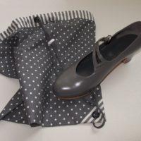 Pytlíčky na boty na flamenco